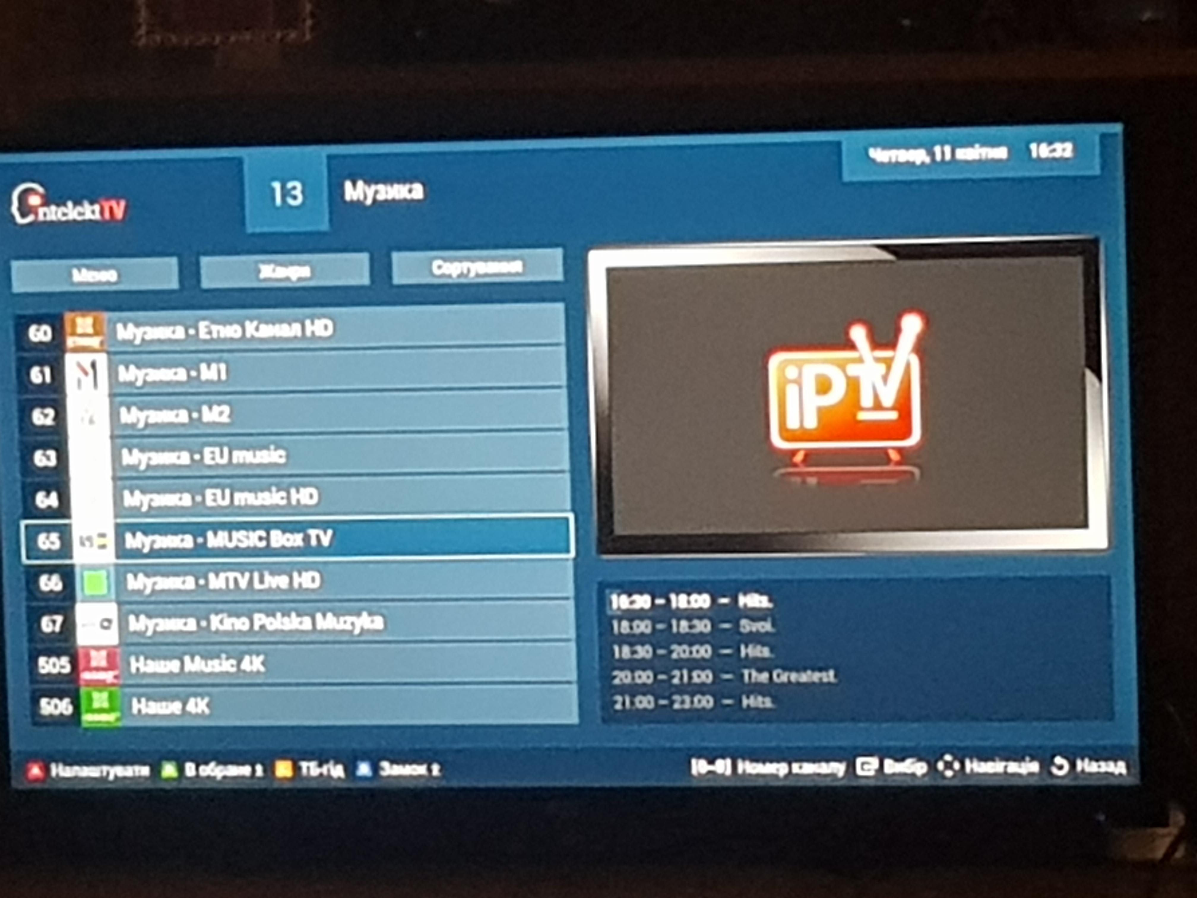 RE: Проблема з додатком Intelrkt TV на Android пристрої